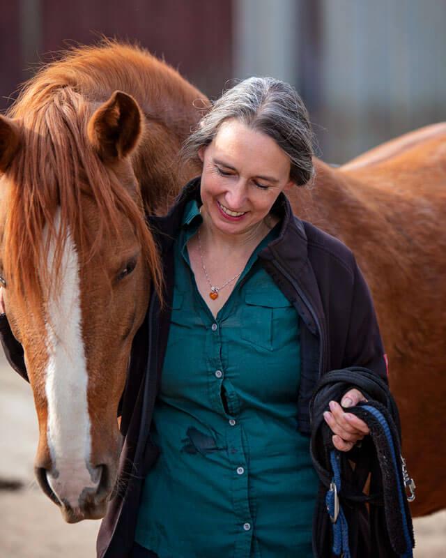 Pferdegestützte Interventionen - das Pferd als Trainer